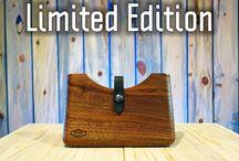 Limited Edition Walnut Wood iPad mini Case