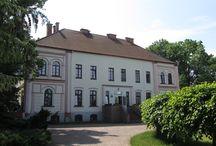 Suchorączek - Pałac