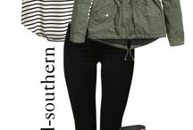 Outfits - Hunter boots