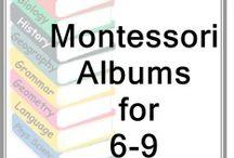 Álbum Montessori