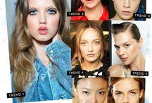 Spring/Summer 14 Beauty Trends