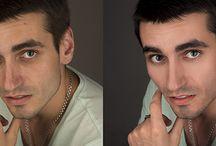 Портреты юношей
