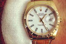 Watches / No other item captures men's elegance better...
