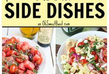 SIDE DISHES for Spring/Summer! / by Sandy Parish