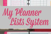 Diary and Planner Organisation