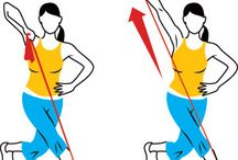 Tone up with our resistance band workout