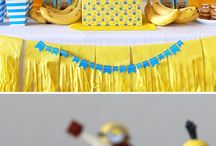 Minions Party Ideas / Minions Party Decorations and Ideas