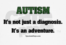 ✿Just autism✿ / by Marinette Scrap