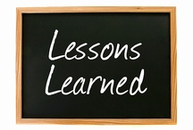Lessons Learned / I specialise in facilitating Lessons Learned workshops, so this is a selection of associated concepts and ideas. / by Ron Donaldson