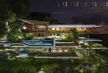 Xálima Island / Is an island.  With a House , between the mountain and the sea. That i designed to live in,  With you.