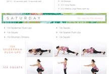 Lorna Jane work out