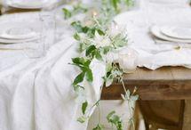Luxury Fine Art Wedding Decor