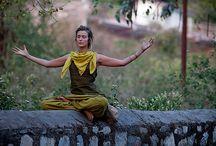 yoga / by Debbie Johnson
