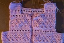Chalequito crochet