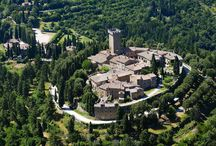 Castles in Italy / The best of #ItalyTraveller's castle accommodations.