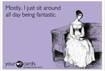 E-Cards Worldz / All of my personal favorite E-card funnies!