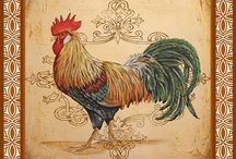 Chickens / by Jacqueline Stahrr