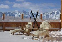 Exclusive ski / Exclusive luxury ski paradise worldwide