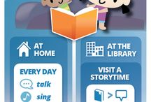 Early Childhood: Literacy / Early childhood literacy ideas for teachers and home
