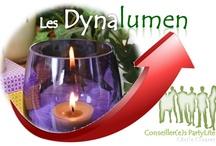"""Offre d'emploi / Mon équipe PartyLite """"DYNALUMEN"""" / https://elodiefuzeau.partylite.fr/shop"""