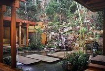 Garten/Architektur