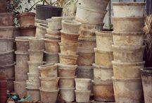 :: chic pottery pots