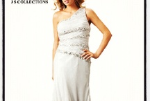 JS Collections 2012 / Amazing short and long dresses by JS Collections available at mirellas.ca