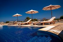 Villas in Rhodes, Greece / www.boutiquegreece.com