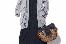 帰省コーデ:Homecoming outfits / 年末年始やお盆に帰省する時に上品かつ親しみやすいコーディネートをご紹介♪