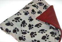 Hundedecken / Um kuschlige Hundedecken