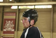 Practice on Ice / Join our player on practice. Pre-season time