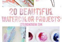 Watercolor Ideas & Inspiration