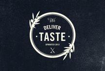 Вкусное лого
