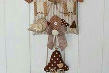 textile charm