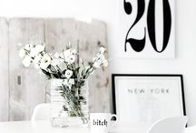White-Out / White Home Decor & Inspirations