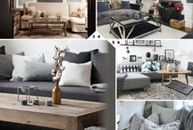 Windmill Corner - Interior Decor / Style, Colours, Furniture
