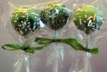Cake Pops / These are some Cake Pops I have created