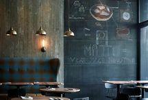 cafe interior / inspirasi untuk kafe idaman