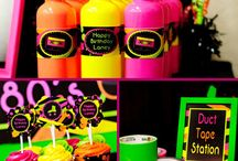 festa neon 11 anos