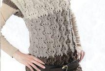 Maglie crochet