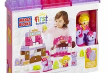 Mega Bloks First Builders new items reviewed--80456 Pony Palace (50PCs)
