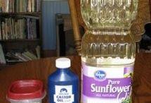 Recipes- Home Remedies