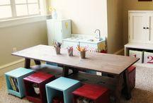 Столы для мастер-классов