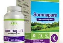 SomnaPure supplements / by Naomi