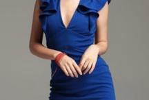 Fashion ✄ Dress (Blue)