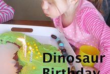 Birthday parties / by Allison Musser
