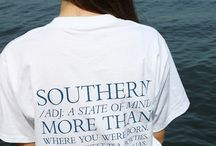 It's a Southern thang / by Maria Joyner