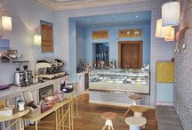 Gelateria Anna Durkes / This is my Gelato place in Berlin. Everything is Made from scratch, with love and passion.