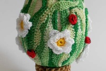 My work / Ecco i miei lavori, crochet, cucito creativo,carta, perle e molto altro ancora....