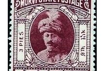 India - Morvi Stamps